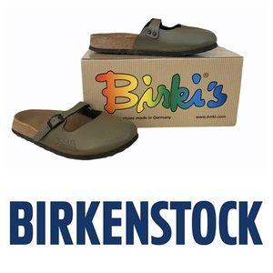 Birkenstock Birki's Maria Birko-Flor 1 Buckle (38)